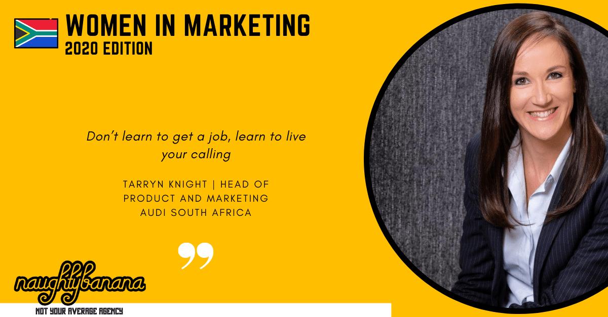 Tarryn-Knight-LinkedIn-Women-In-Marketing-Yellow