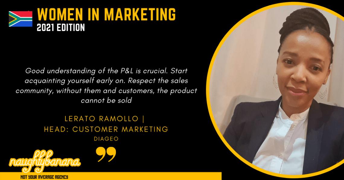 Lerato Ramollo, LinkedIn, Women In Marketing (Black)