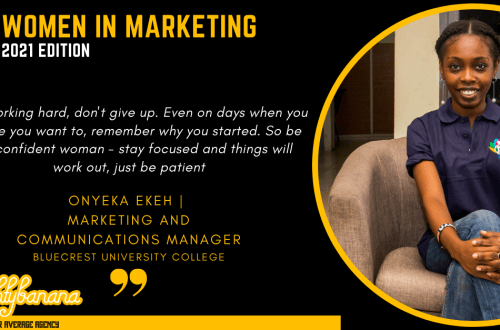 Onyeka Ekeh, LinkedIn, Women In Marketing (Black)
