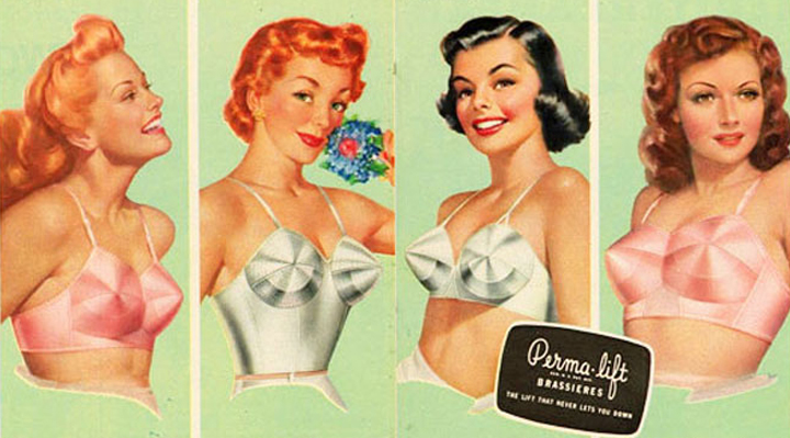 History of Bras | Naughty Guide
