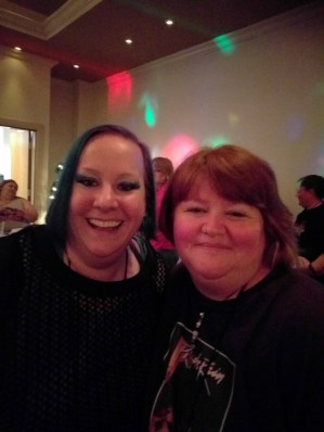 With Evernight Author, Susan Hayes