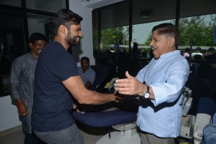 11111 (25)ram charan birthday celebrations