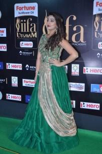 anchor manjusha at iifa awards 2017DSC_5787