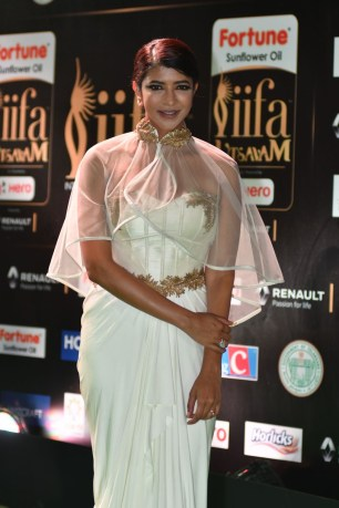 lakshmi manchu hot at iifa awards 2017 HAR_58830003
