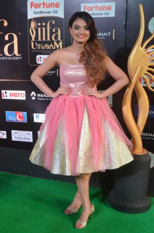 nikita narayan hot at iifa 201716