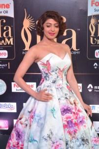pranitha subhash hot at iifa awards 2017HAR_2535