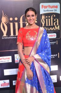 priya sree hot at iifa awards 2017DSC_85860022