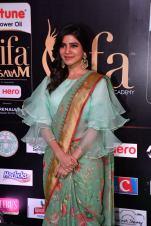 samantha hot at iifa awards 2017HAR_60510019