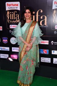 samantha hot at iifa awards 2017HAR_60820050