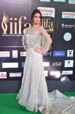sonal chauhan hot at iifa awards 201739