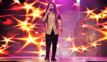 Singer Kunal Wason performed at the finale of 'ARF Mrs. India 2017' Beauty Pageant was held at Sahara Star, Mumbai
