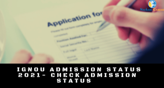 idbi admission status