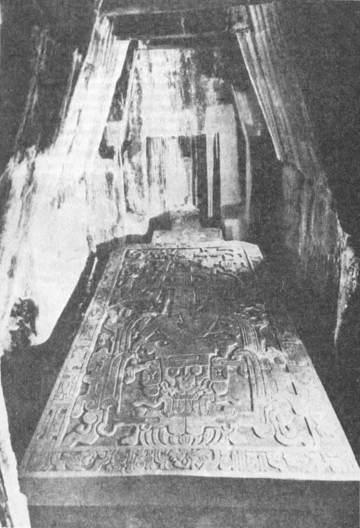 Гробница Пакаля