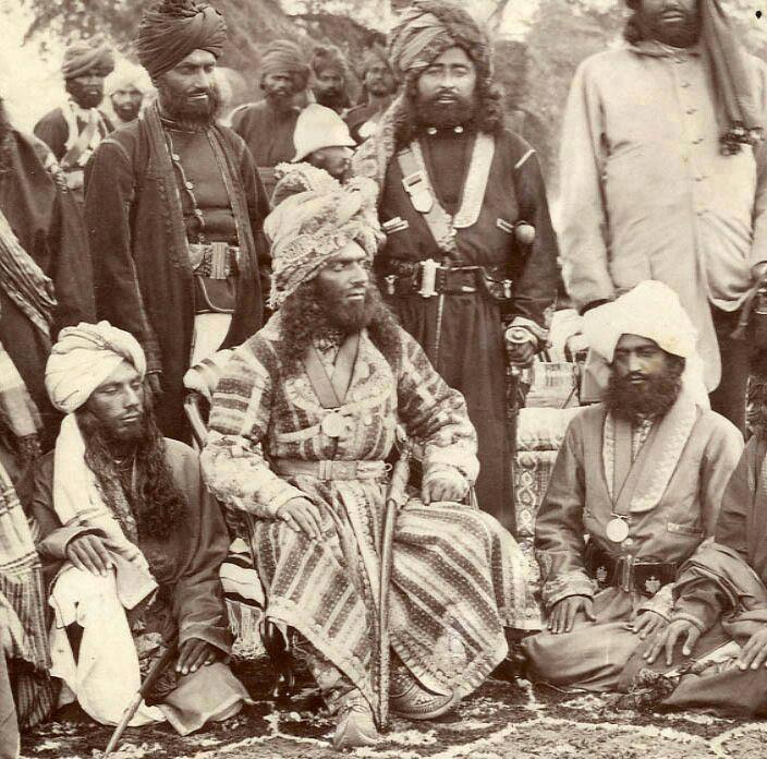 Mir Khudadad Khan Ahmadzai