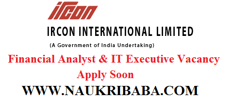 IT EXECUTIVE & FINANCIAL ANALYST RECRUITMENT-2019-POSTS-APPLY-ONLINE