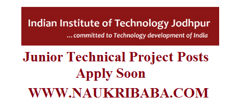 JUNIOR technical project superintendent posts RECRUITMENT 2019 POSTS APPLY ONLINE