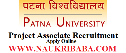 project associate RECRUITMENT-2019-POSTS-APPLY-ONLINE
