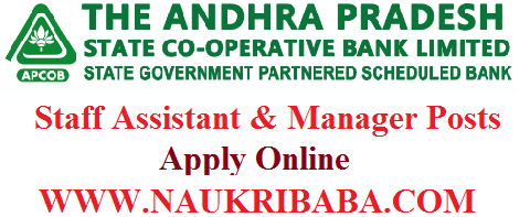 ANDHRA COOPERATIVEBANK CLERK POST recruitment-vacancy-2019