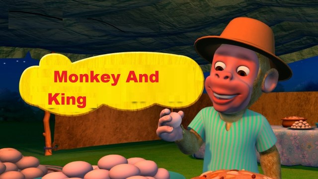 monkey and king