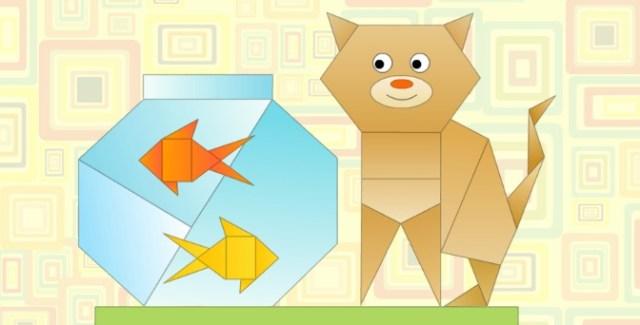 Добірка мультфільмів та ігор, що допоможуть першокласникам розрізняти геометричні фігури - prjamokutnik
