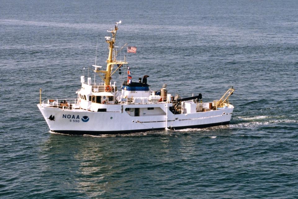 NOAA Ship Rude