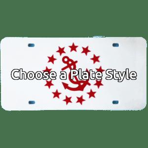 Choose Officer Plate