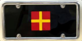 ustom One flag