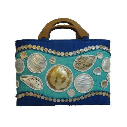 Shell Beach Handbags