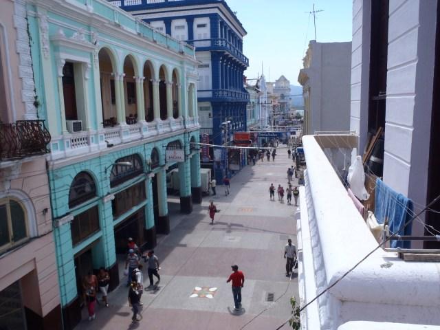 Streets of Santiago