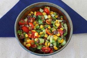 Corn Salad Salsa