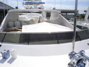 plexiglass bateau