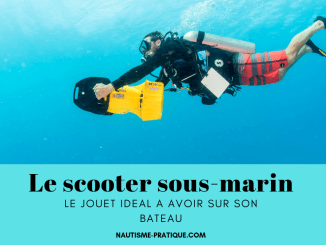 Le scooter sous-marin