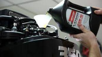 entretien moteur huilm