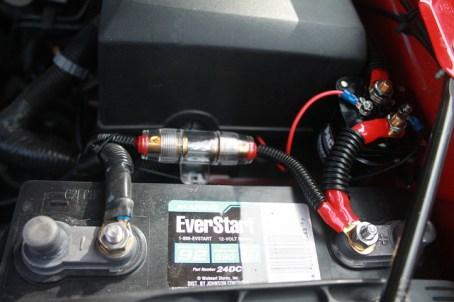 batterie moteur bateau