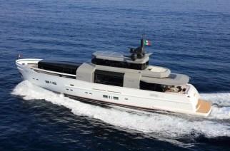 A100  Arcadia Superyacht