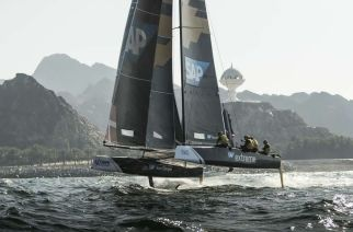 SAP Extreme Sailing Team al frente