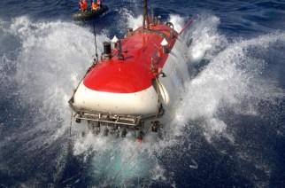 China planea bajar a 11.000 metros de profundidad con submarino