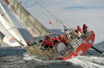 Vuelve a Punta del Este la Clipper Round the World Yacht Race