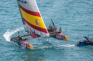 Spanish Impulse a la  final de la Red Bull Youth America's Cup