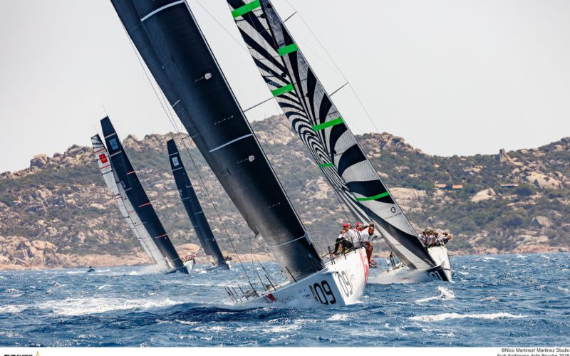 Porto Cervo 52 SUPER SERIES Audi Sailing Week