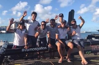 'Spanish Impulse by IBEROSTAR' finaliza sexto en la Red Bull Youth America's Cup