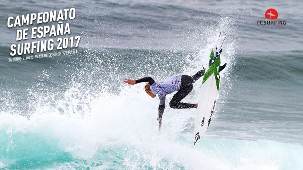 Junior. Campeonato de España de Surfing