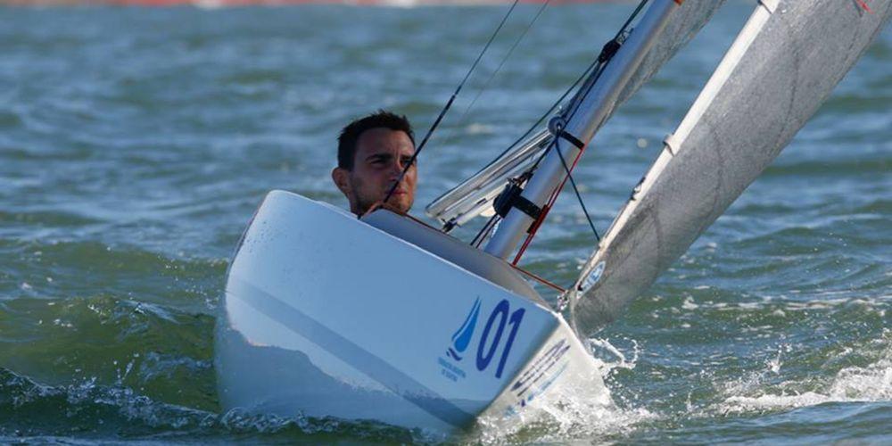 Tomás Sáenz Raffaelli finalizó 20° en el mundial de la clase 2.4mR,