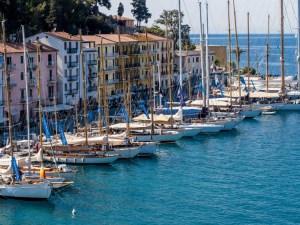 Argentario Sailing Week y la Panerai Classic Yachts