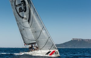 Melges 40, debut en Porto Cervo