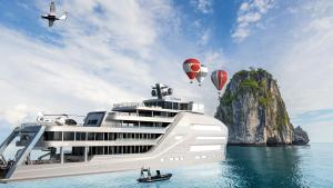 TABOO - CONCEPT SUPERYACHTS