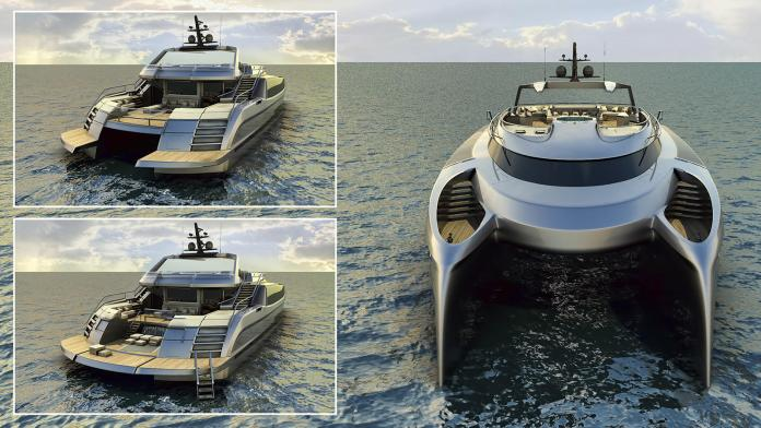 PROJECT EGO - CONCEPT SUPERYACHTS