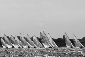 Star World Championship - ¡Un día ocupado en el mar!