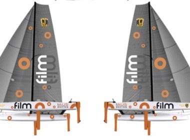 '.film Racing' se unirá a los GC32 en Palma