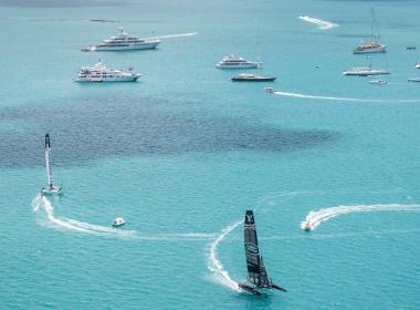 Luca Bassani: La America's Cup es el pináculo de la navegación